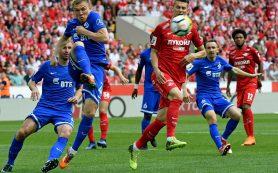 УЕФА подтвердил 2-летнюю дисквалификацию игрока «Скендербеу»