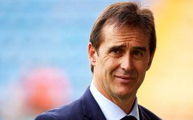 Лопетеги уволен с поста главного тренера сборной Испании