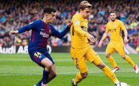 «Барселона» может обменять Коутинью на Гризманна