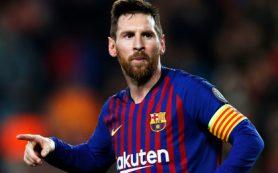 Месси подобрал футболистов для «Барселоны»