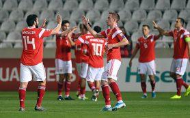 Дзюба на Бельгию: какие шансы у РФ отвоевать лидерство в отборе к Евро