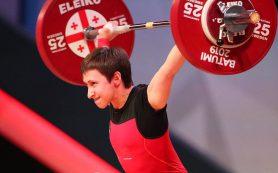 Кристина Соболь будет единственной российской штангисткой на Олимпиаде в Токио