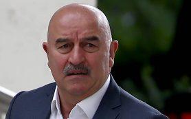 РФС не обсуждал с Черчесовым вопрос продолжения работы главным тренером сборной России