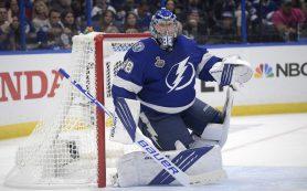 Василевский признан самым ценным игроком плей-офф НХЛ